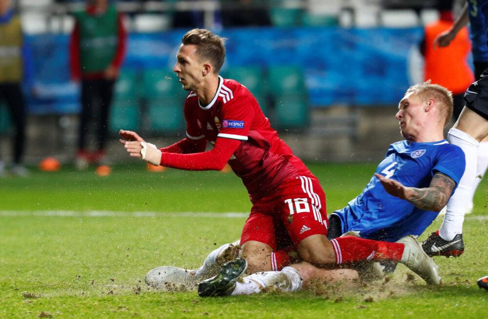 DELFI BUDAPESTIS | Ungari ääreründaja Dominik Nagy: D-liigasse langemine oleks halvim asi, mis meiega juhtuda saaks
