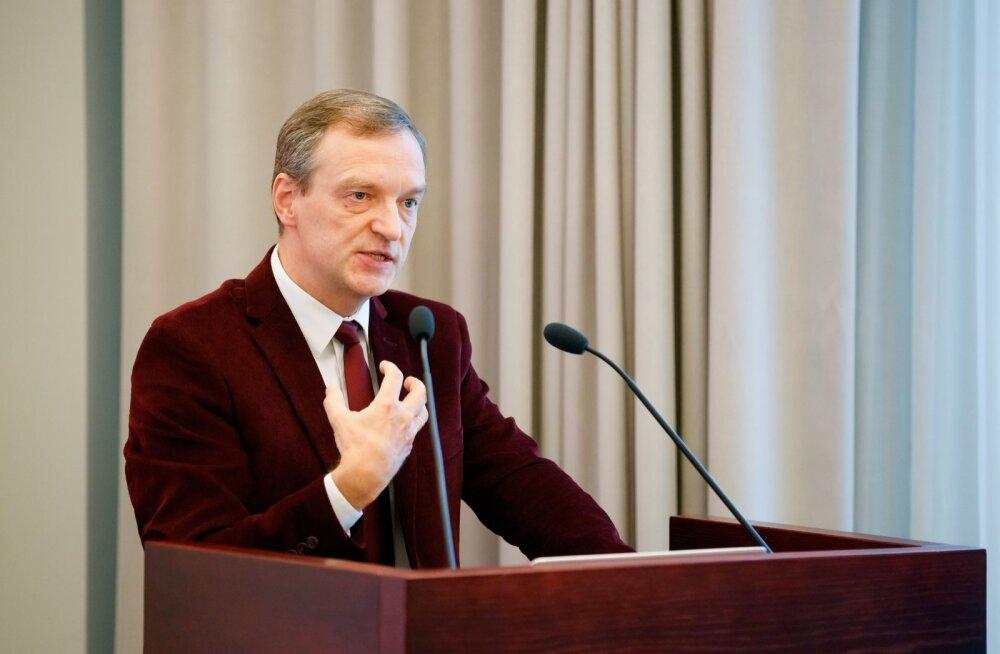 SA Väärtustades Elu nõukogu esimees ja vaimulik MEEGO REMMEL