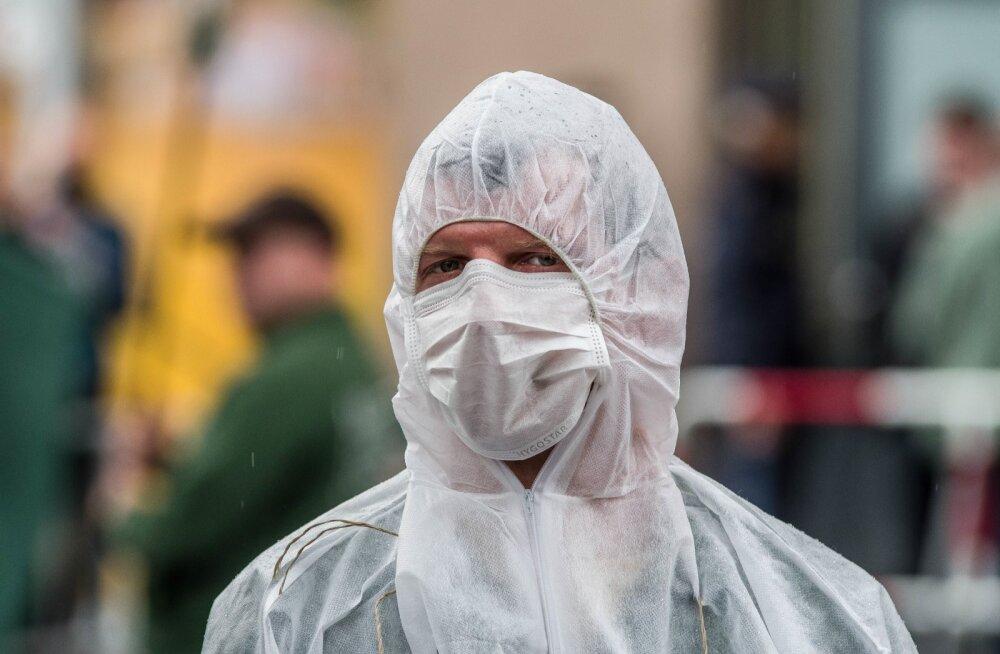 Koroonaviirus laastab Euroopa majandust.
