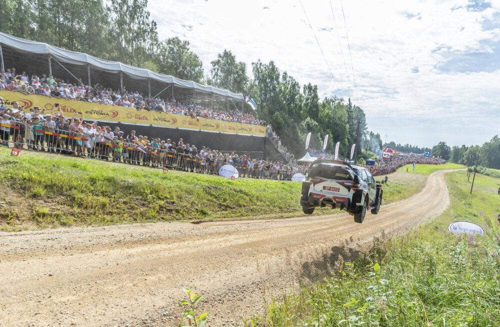 Rally Estonia pakub pealtvaatamiskohti igale maitsele
