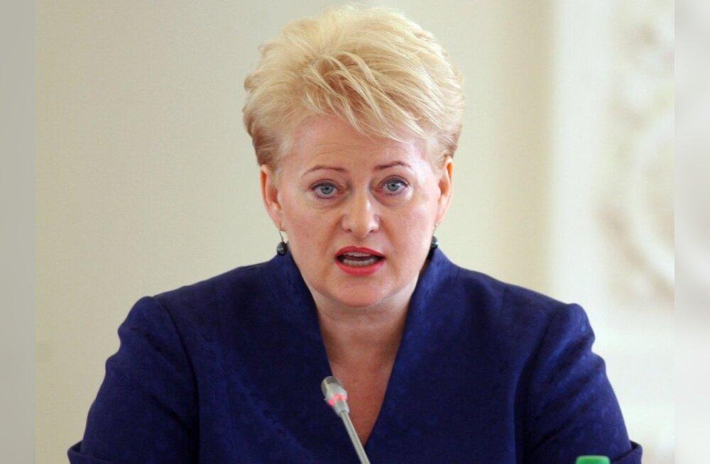 Wikileaks: USA diplomaadid kirjeldasid värvikalt Leedu poliitikuid