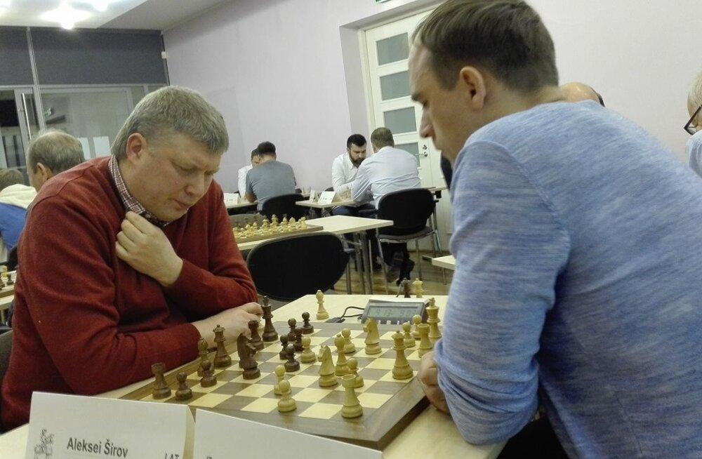Aleksei Širov Pühajärvel