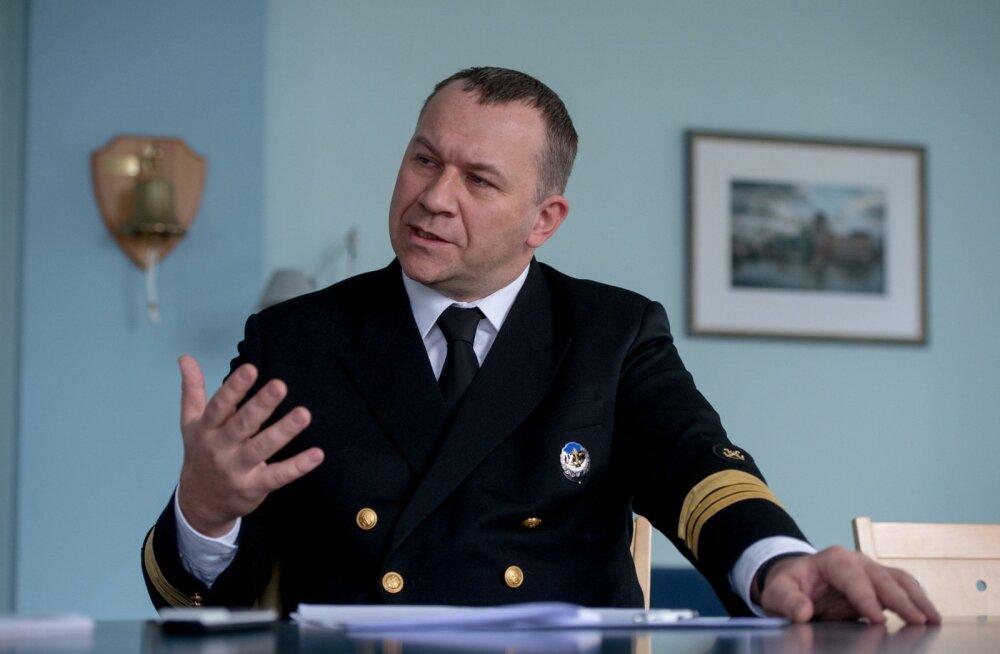Rene Arikas, laevaliikluse juhtimiskeskus