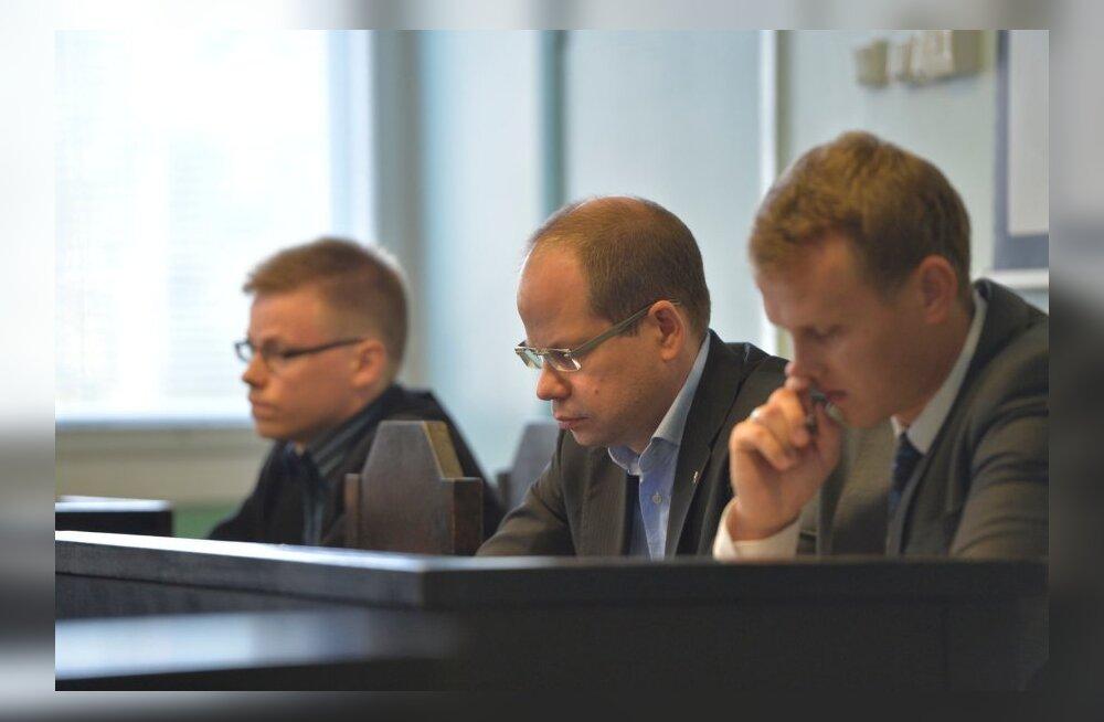 Priit Toobal, Lauri Laasi ja Ivor Onksion kohtus