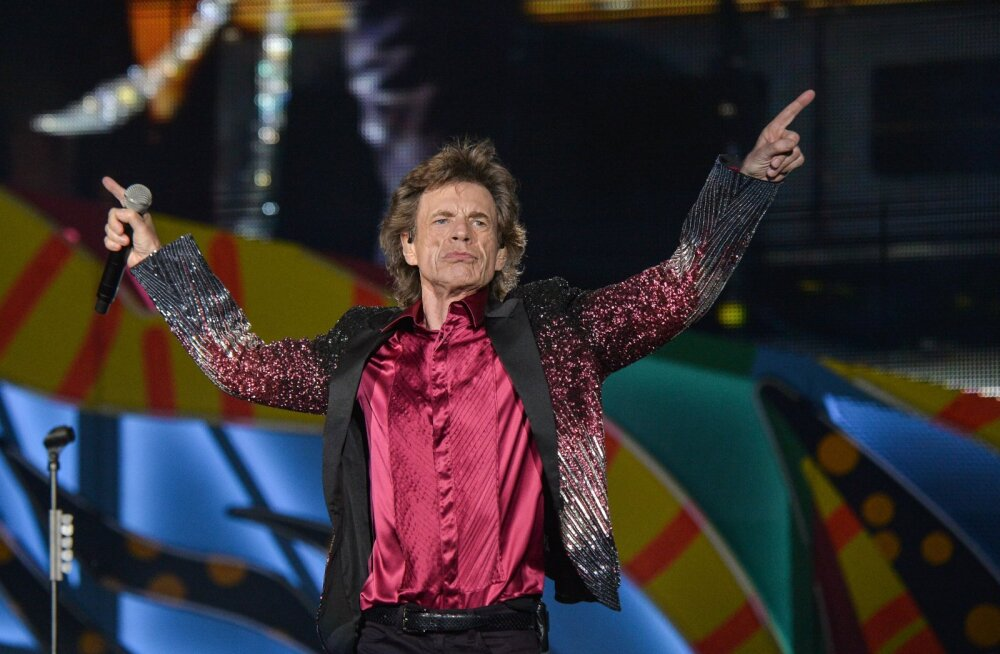 Mick Jaggeri südameoperatsioon möödus edukalt