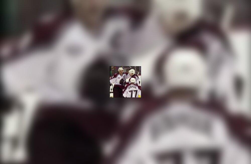 NHL-is algasid konverentside finaalid