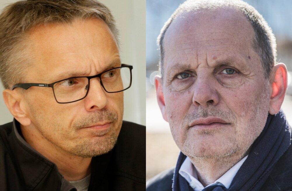 Peeter Ernitsa väited konkurentsisõjast M.V.Wooli vastu ja VTA juhtide vassimisest ei leidnud kinnitust