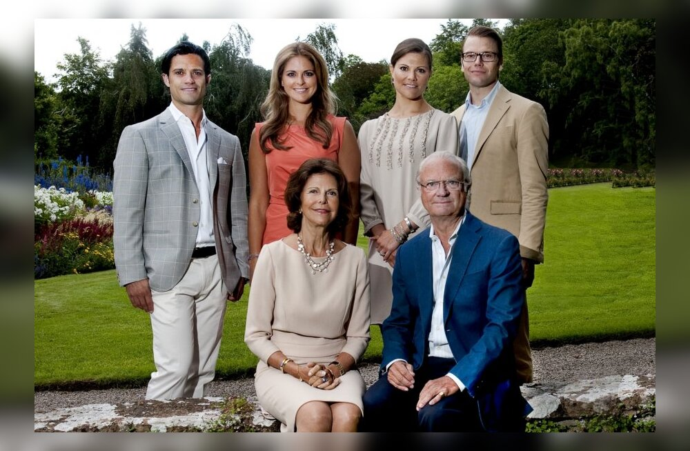 Rootsi kuningas saab igal aastal riigilt 14 miljonit eurot