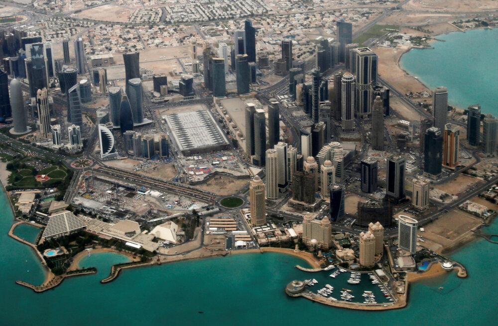Saudi Araabia tahab hiidkanali abiga tülikast naaberriigist saare teha