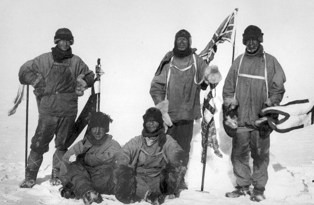 Robert Scotti lõunapooluse ekspeditsiooni hukkumisele võis kaasa aidata reeturlik meeskonnakaaslane