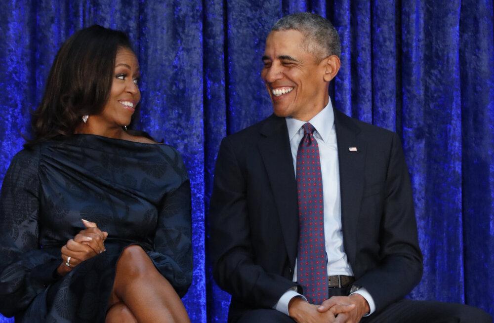 Michelle Obama kinkis Barackile valentinipäevaks imenunnu muusikalisti, mis sobib kuulamiseks igal romantilisel hetkel