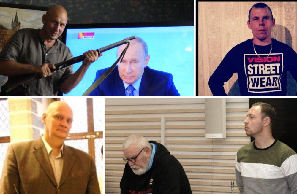 ОБЗОР | Кого завербовало ГРУ для слежки против Эстонии — электрика, бывшего агента КаПо и парня из Ряпина