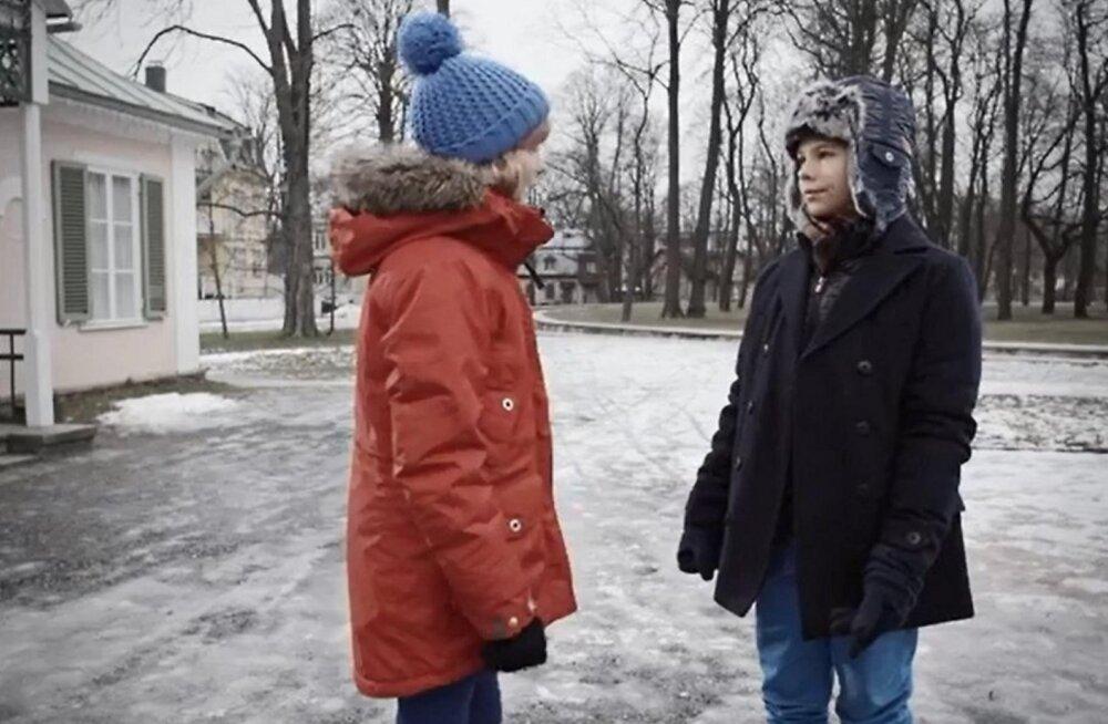 Российские сайты исказили идею клипа Eesti Laul о русских и эстонцах