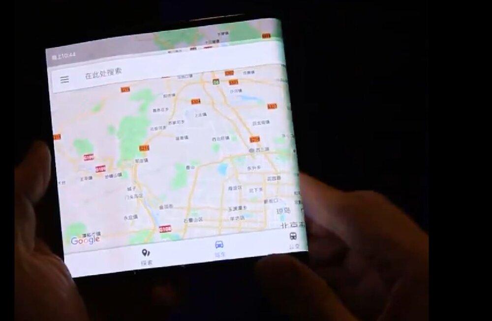 VIDEO | Kas Xiaomi on tõesti valmis saanud nutitelefon-tahvli, millel on lausa kaks kokkuvolditavat paneeli?