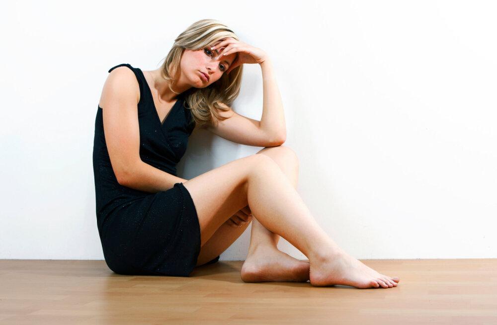 Sügaval vaikuse kookonis | Depressioon, see on vaikuse sisse astumine