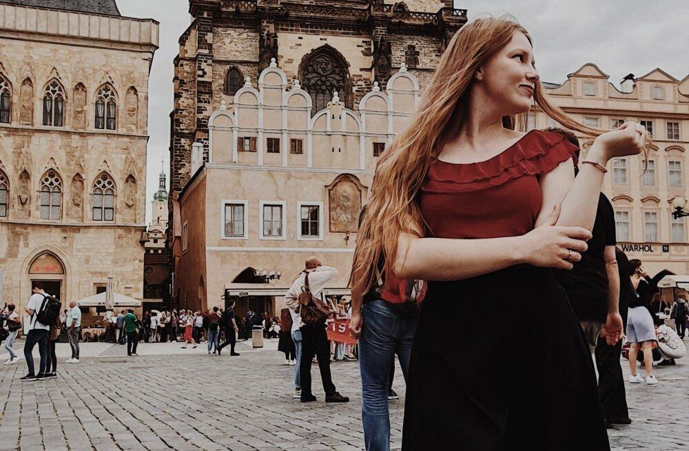Noor eestlanna Prahasse kolimisest: lahkumisavalduse asemel töö kohvriga kaasa ja armastatule järele