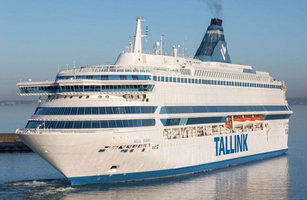 Tallink teeb tuleval aastal kaks erireisi ka Peterburi