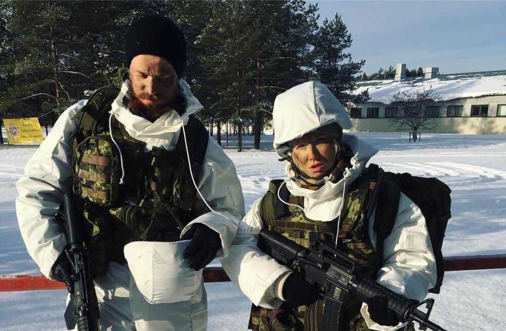FOTOUUDIS! Saara Kadak sumpas automaadiga lumes!