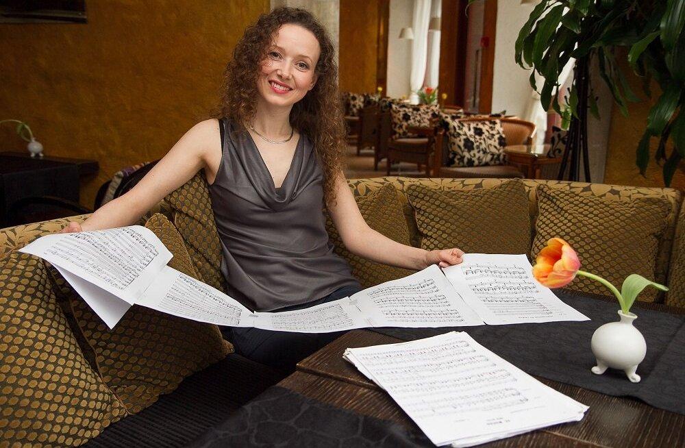 Актриса Анастасия Цубина о конкурсе вокалистов в Нью-Йорке: там был экстрим!