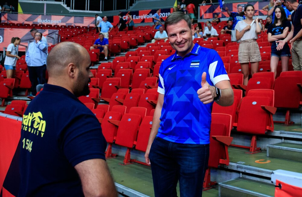 Hanno Pevkur jätkab Eesti võrkpalli juhtimist, alaliidu juhatusse valiti ka sotsiaalminister Kiik