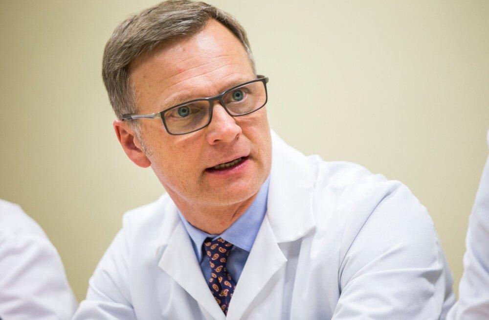 Kirurg Peep Talving: ma usun optimistlikult, et Savisaar naaseb poliitikasse