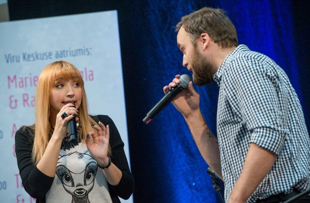 Eesti Heli, Tanja Mihhailova ja Mikk Saar