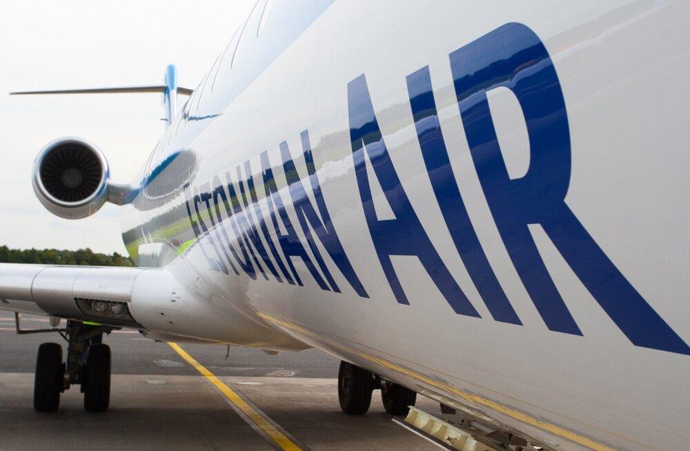Riigikontrolli audit: Estonian Airil puudus äriplaan, valitsus loopis kümneid miljoneid lihtsalt tuulde