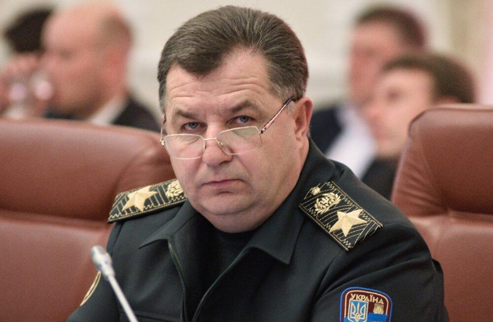 Venemaa algatas omakorda juurdluse Ukraina kaitseministri ja sõjaväelaste suhtes