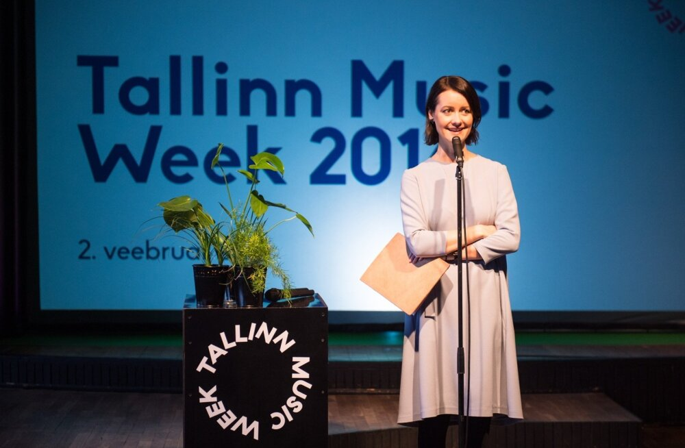 Tallinn Music Week pressikonverents