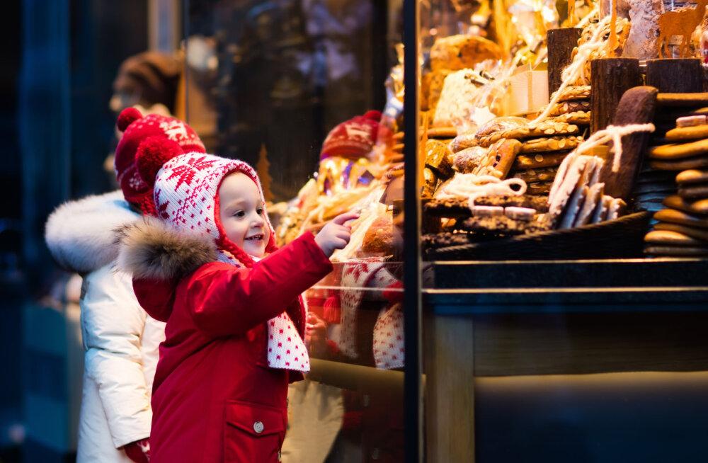 Vaata, kuhu minna jõulumeeleolu nautima. Uuring selgitas välja reisisihtkohad, kus asuvad põnevaimad jõuluturud