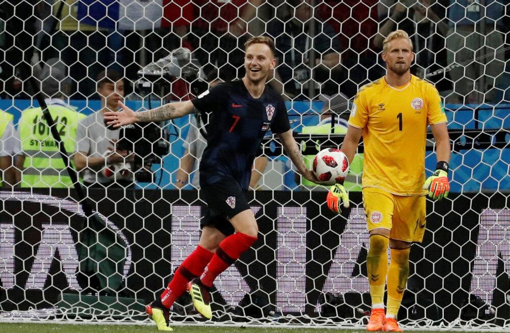 BLOGI | Närvide mäng! Horvaatia tegi Taanile penaltiseerias säru