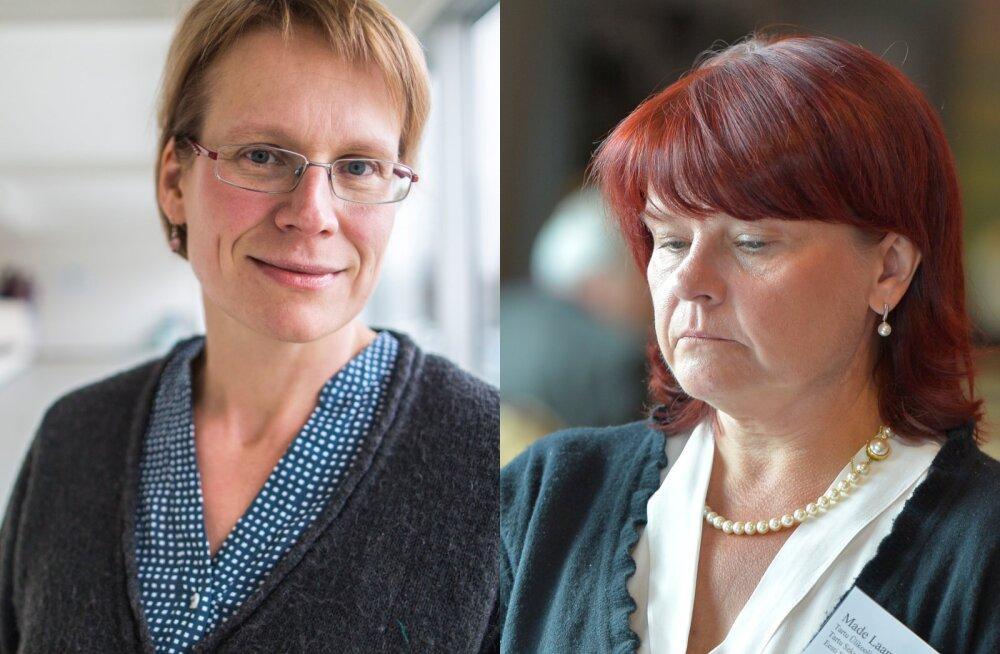 PRESIDENT TUNNUSTAB | Kai Part ja Made Laanpere võitlevad päevast päeva vägistamisohvrite eest