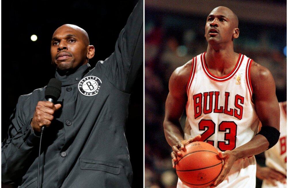 NBA mängija heitis Michael Jordanile varju: minu lugupidamine oma iidoli vastu kahanes