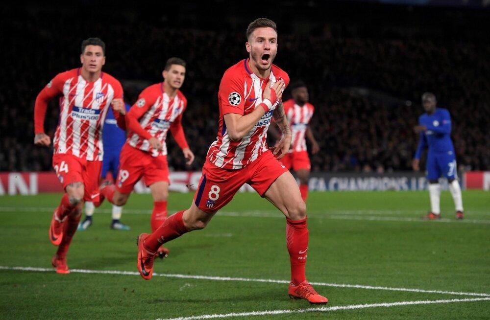Madridi Atletico tähed peavad edaspidi leppima Euroopa liigaga.