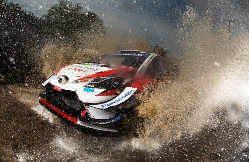 Toyota ja teistegi tiimide WRC autod lähevad kahe aasta pärast mahakandmisele.