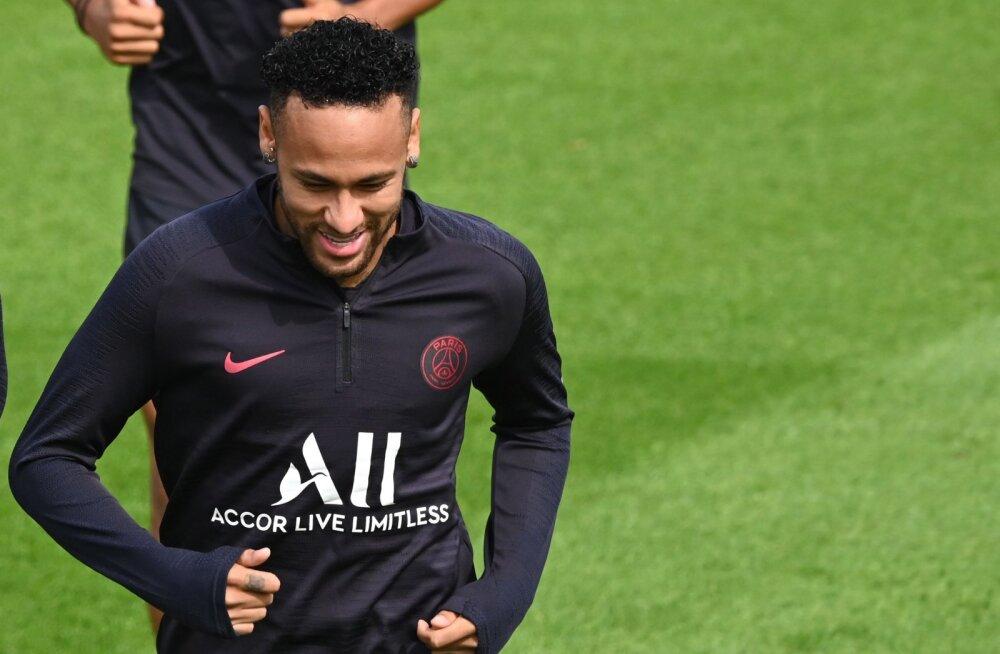 Kas suur üleminek saabki teoks? Neymar jätab PSG avamängu vahele