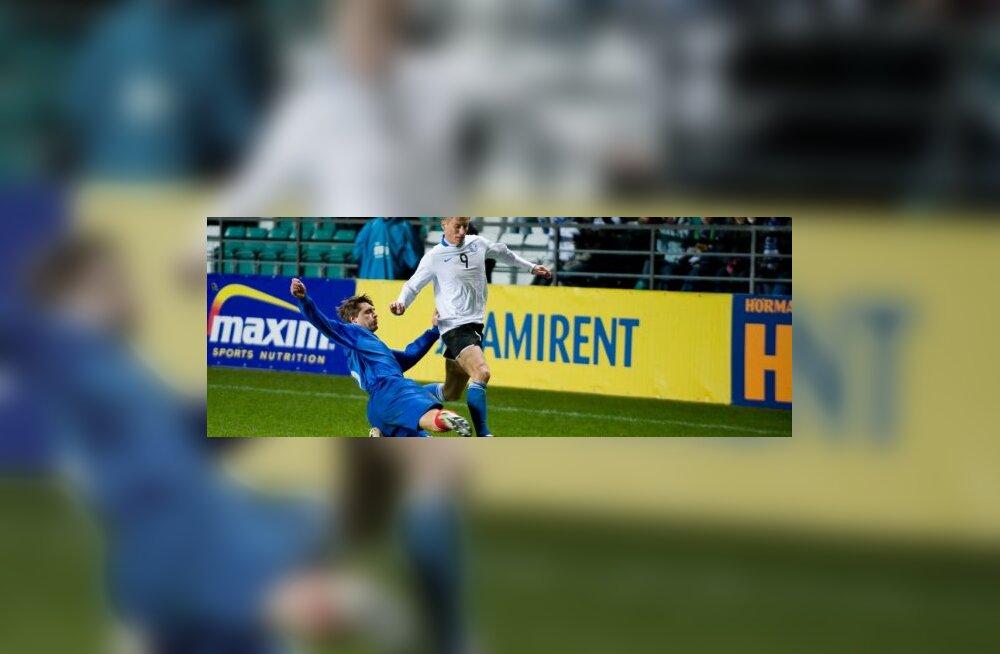Tarmo Kink, Eesti jalgpall