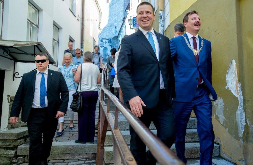 JUHTKIRI | Parim ravi oleks Tallinna võimuvahetus