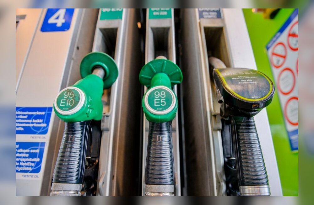 Neste langetas taas kütuse hinda.