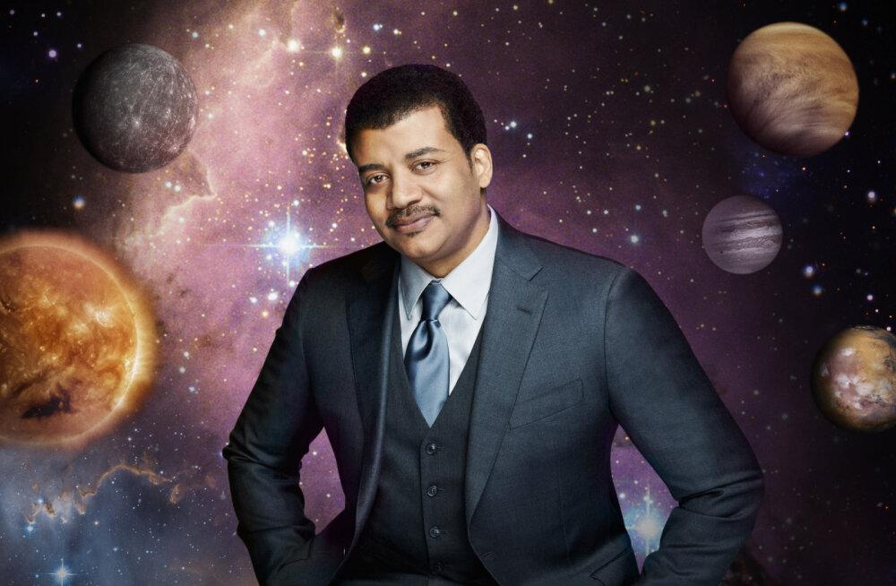 LÕIK RAAMATUST | Üks maailma kuulsamaid astronoome Neil deGrasse Tyson selgitab, miks maakera on ümmargune