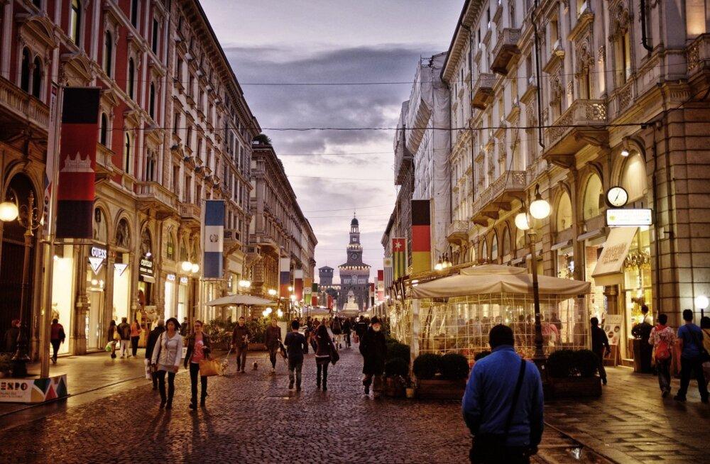 AINULT TÄNA | Wizz Airi Tallinn-Milano lennud -30%. Edasi-tagasi alates 26 eurost!