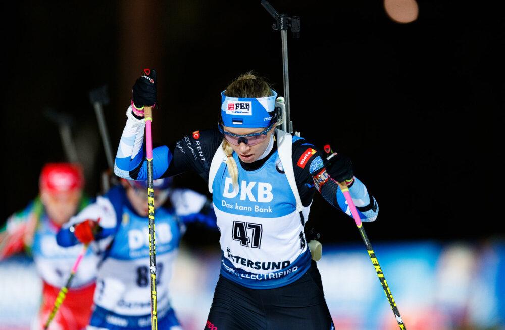 Peatreener Tobreluts avaldas laskesuusatajate nimed, kes esindavad Eestit MM-il