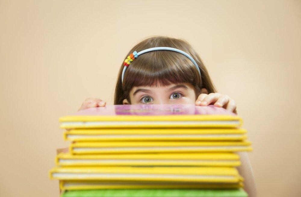 Viis põhjust, miks panna laps eelkooli