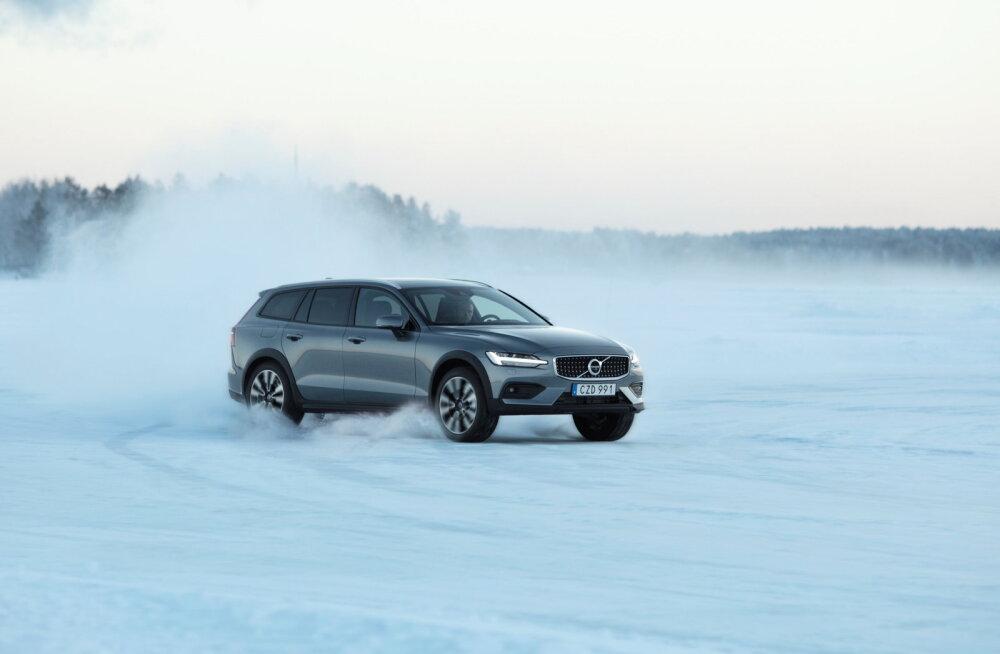 PROOVISÕIT | Volvo V60 Cross Country - nägus ja hea maastikuläbivusega