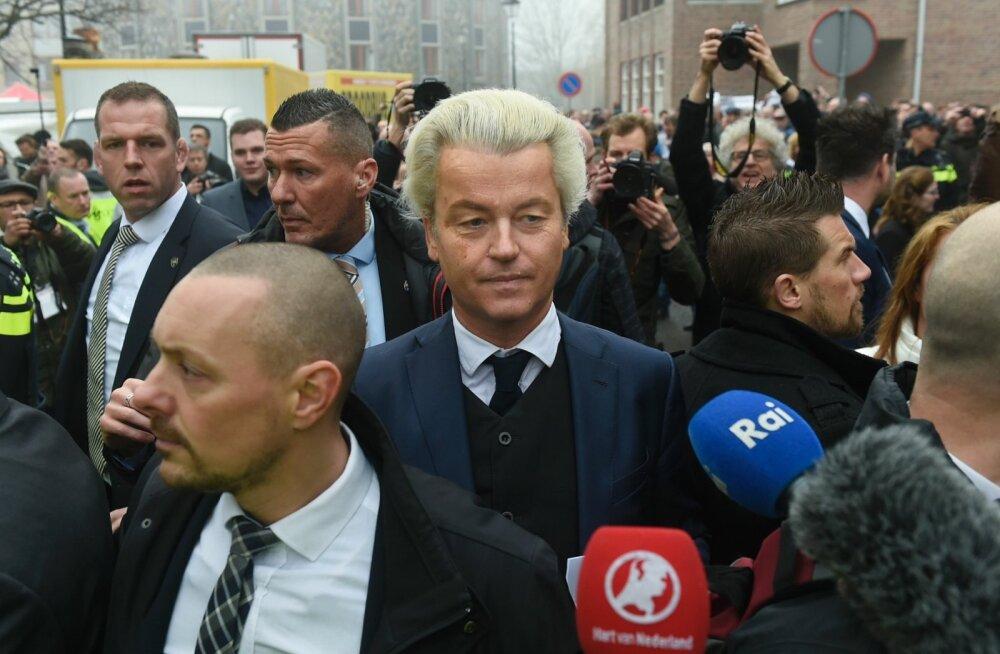 """Hollandi moslemite vastane poliitik lubas """"Maroko kõntsa"""" vastu võitlema asuda"""