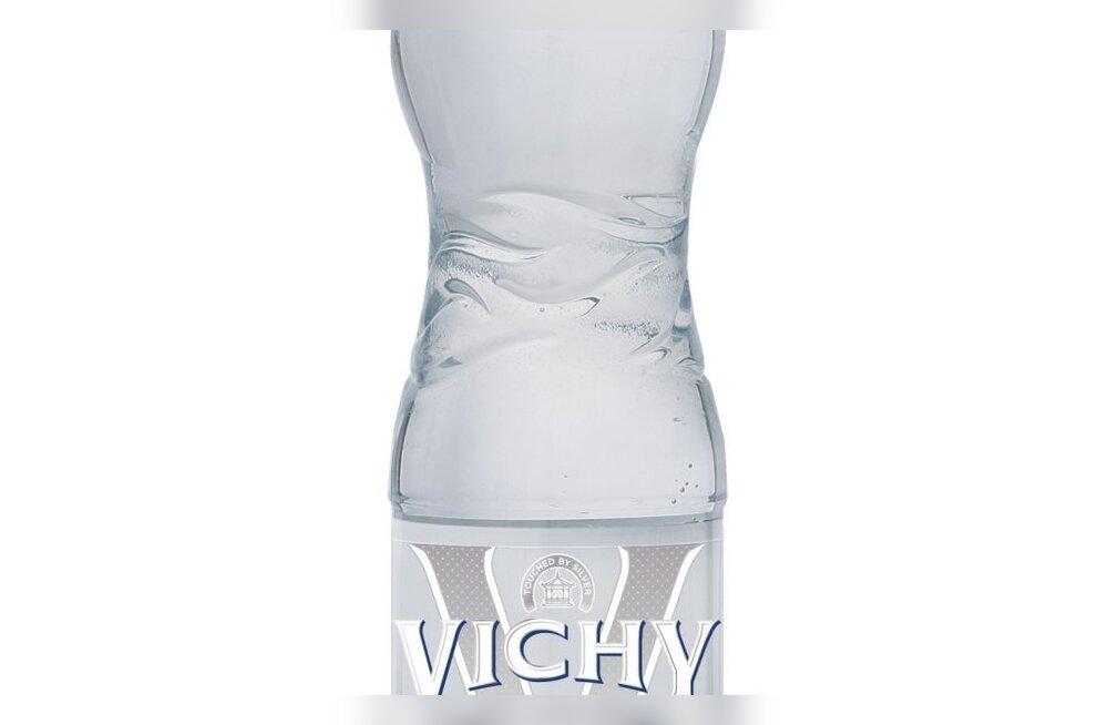 Saku Õlletehas toob turule hõbedaga puhastatud Vichy vee