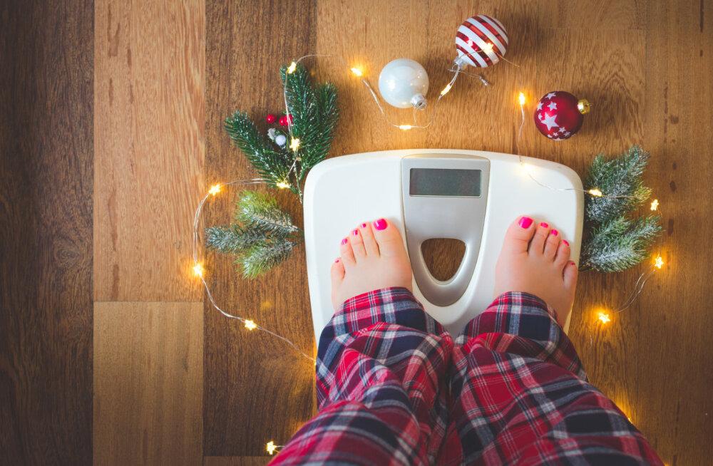 Siin on VIIS põhjust, miks naised kipuvad talvel kaalus juurde võtma ja kuidas seda vältida?