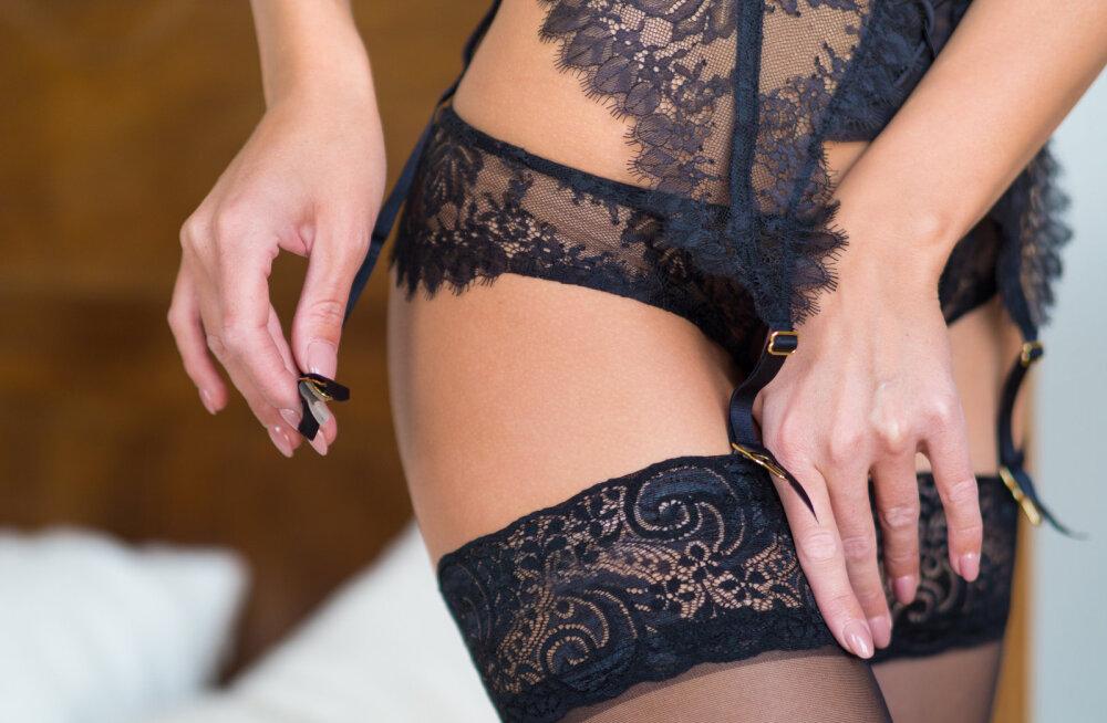 Mees küsib nõu: tahaksin oma naist korragi seksikas pesus näha, aga tema kannab...