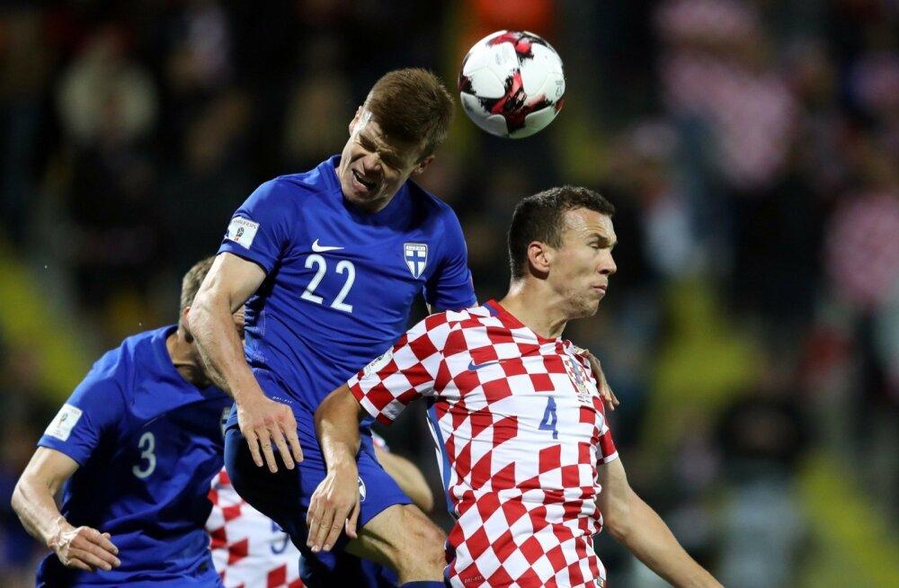 Horvaatia vs Soome