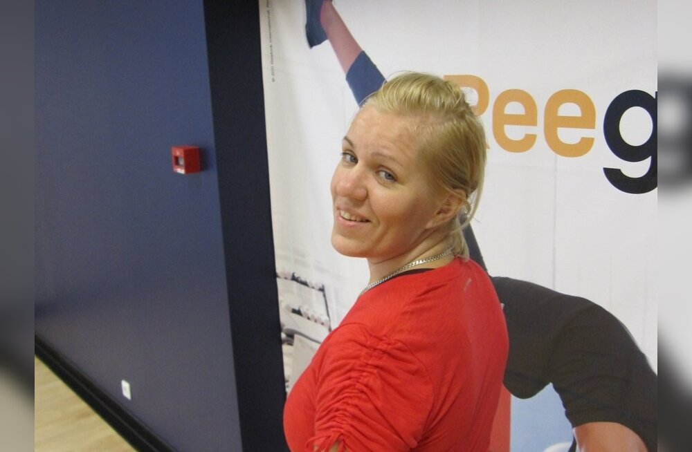 Naistekaga Kaalust Alla: tänu treeningutele ja õigele toidule on Riina terve kui purikas